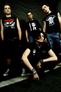 панк рок чача: