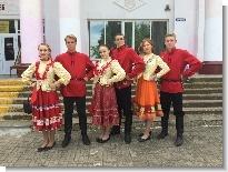 Финал Чемпионата Ейского казачьего отдела ККВ