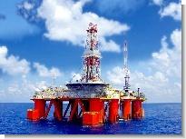 Добыча нефти в Черном море